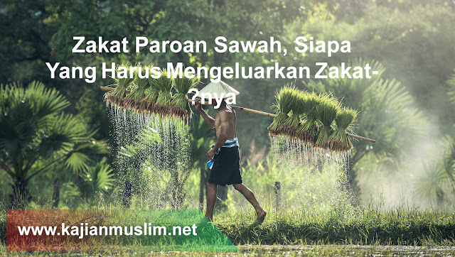 Zakat Paroan Sawah