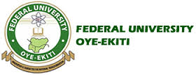 List of courses offered by Federal University Oye-Ekiti