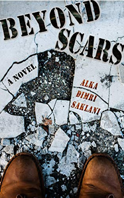 Book: Beyond Scars by Alka Dimri Saklani
