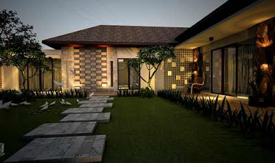 desain karya arsitek 3D Online