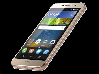 Cara Screenshot Huawei Y6
