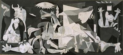 """Guernica"" - Pablo Picasso, 1937"