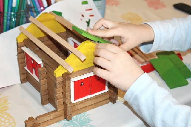 chalet à construire