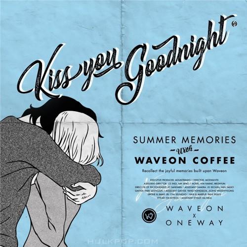 Oneway, Waveon Coffee – Summer Memories With Waveon Coffee – Single