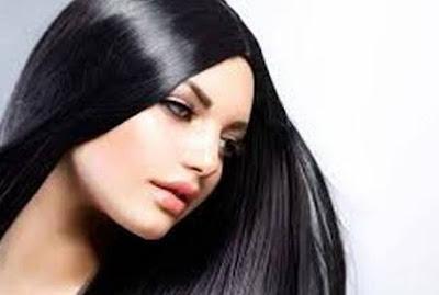 Cara Alami Bikin Rambut Hitam Berkilau Dengan Kopi Dan Teh