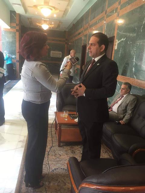 بيان صحفي حول انشاء الاتحاد العربي للتحكيم في المنازعات الاقتصادية والاستثمار
