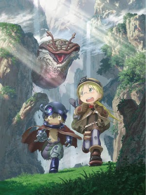 Made in Abyss 13/13 [HDL] 190 MB [Sub.Español] (MEGA)