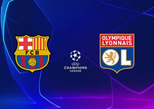 Barcelona vs Lyon Full Match & Highlights 13 March 2019
