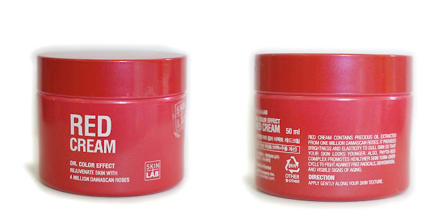 SKIN&LAB Dr. Color Effect Red Cream