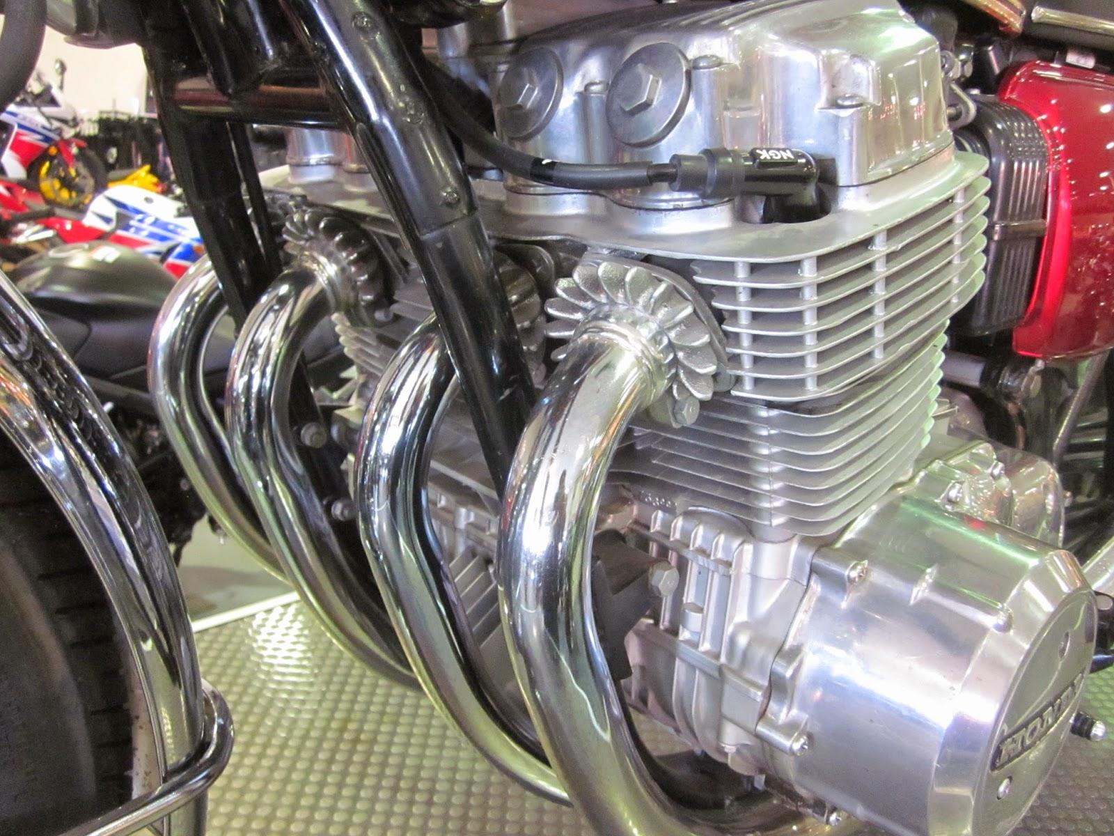 oldmotodude: 1971 honda cb750 k1 for sale at hinshaw's motorcycle
