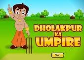 Dholakpur Ka Umpire