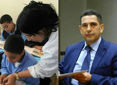 """بالفيديو...الوزير """"أمزازي"""" يبشر أساتذة التعليم الابتدائي والإعدادي ويزف لهم خبرا سارا"""