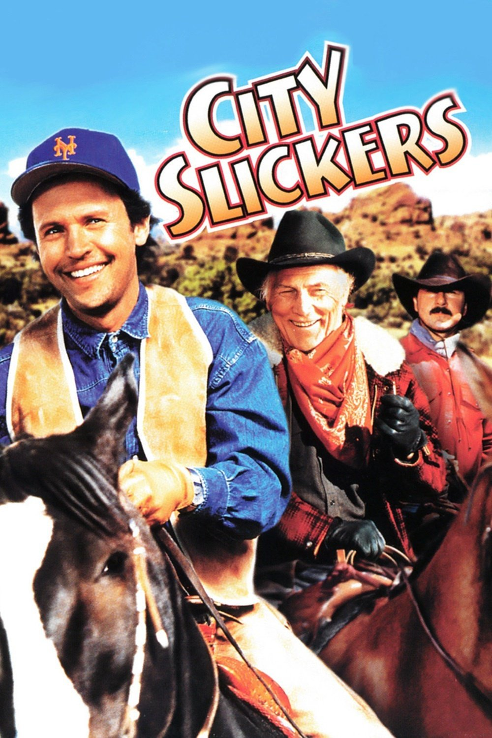 Waiching S Movie Thoughts More Retro Review City Slickers 1991