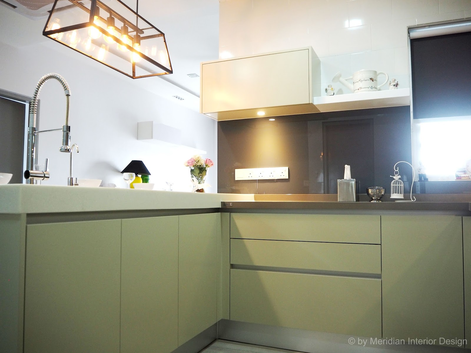 Pull Out Kitchen Cabinets Franke Faucets Inspiration Through Creative Interior Designs: Modern ...