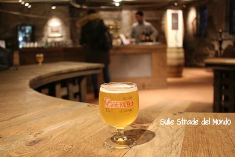 la celebre birra Waterloo