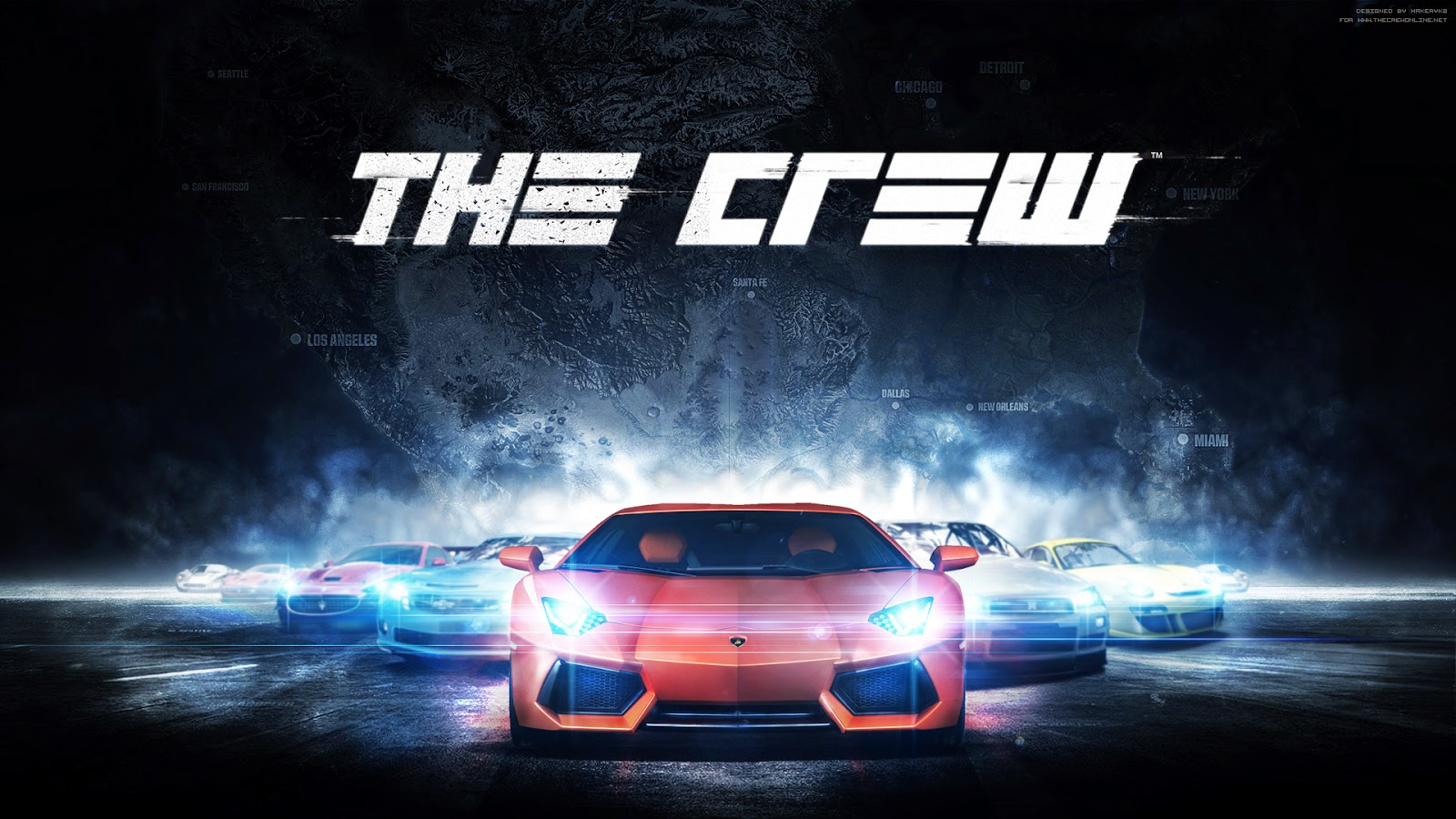 Free download full version the crew