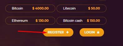 Регистрация в 4Coins