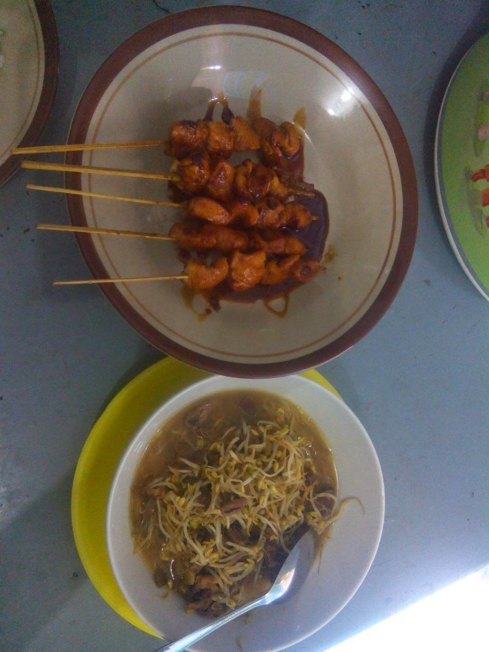 Ninalicious Sate Ayam Wonosari