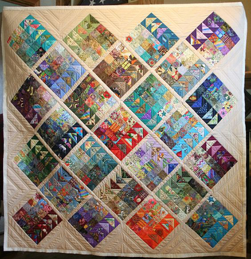 Geese Migration Quilt