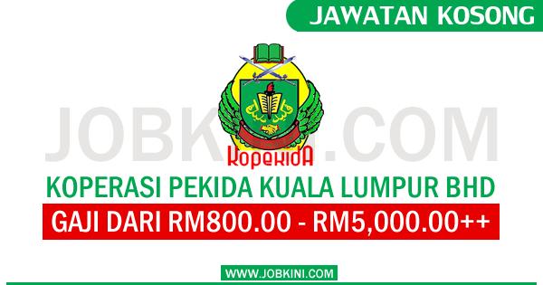 Koperasi Pekida Kuala Lumpur Bhd