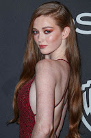 Larsen Thompson at InStyle and Warner Bros Golden Globe 2019 After Party