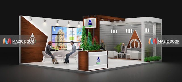 k raheja Exhibition Stall Design 01