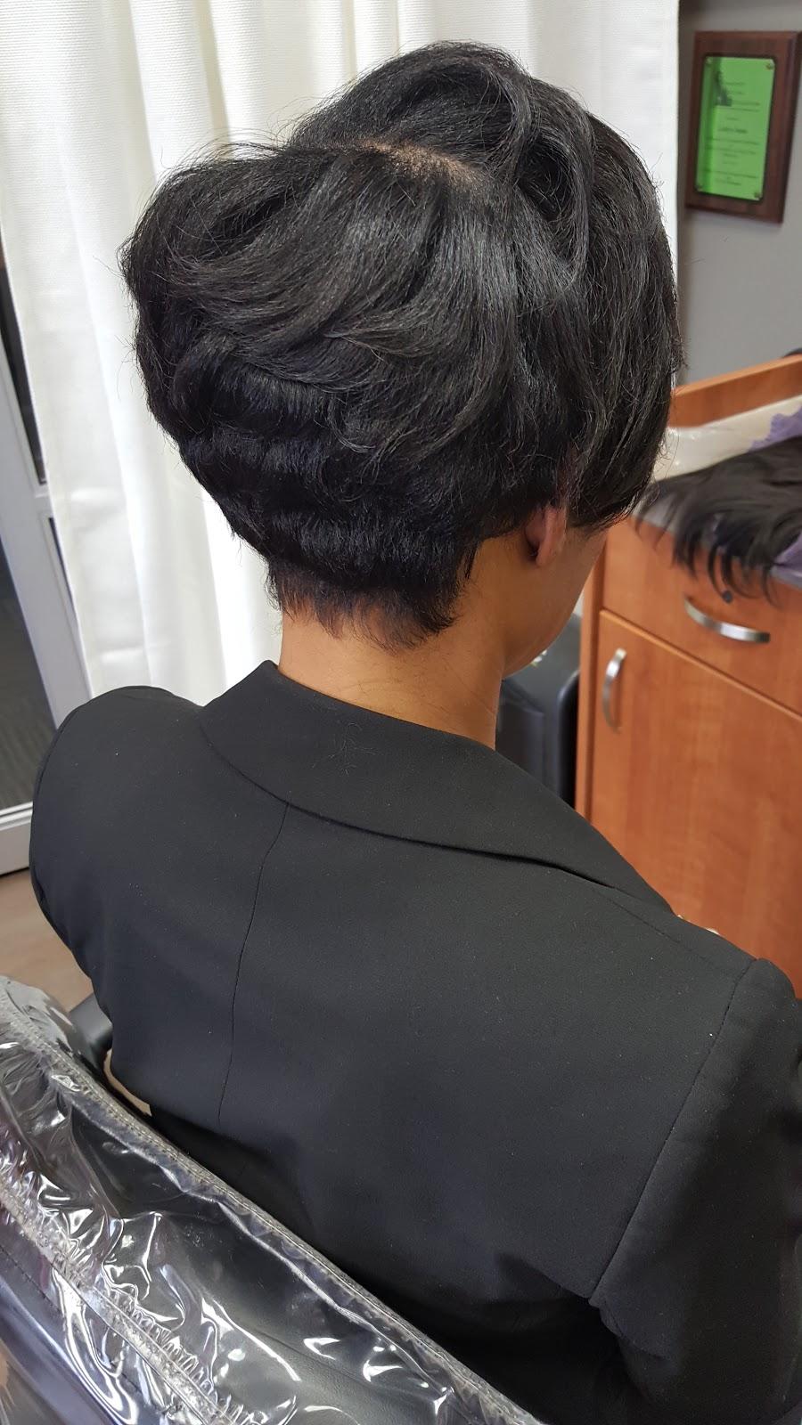 How To Maintain Your Short Hairstyle Latoya Jones