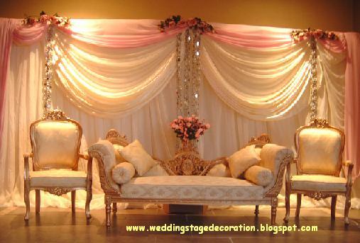 Wedding Stage Decoration: Indian Wedding Car Decorations