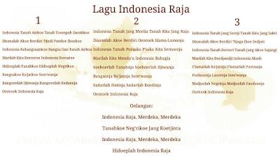 MENDIKBUD INGIN 'INDONESIA RAYA' VERSI TIGA STANZA ATAU 3,5 MENIT DINYANYIKAN TIAP HARI