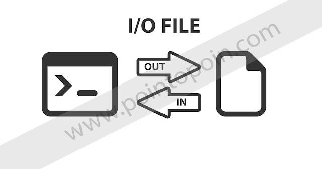 Input dan Output File pada Bahasa Pemrograman C