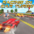 Racing in car turbo