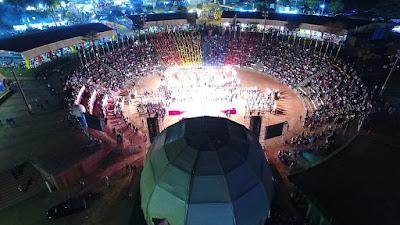 Capital Nacional do Folclore, Olímpia realiza 54ª edição do Festival do Folclore em agosto