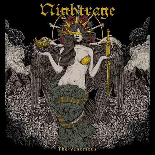 """NIGHTRAGE: Δείτε το video του """"Affliction"""" απο το επερχόμενο album"""