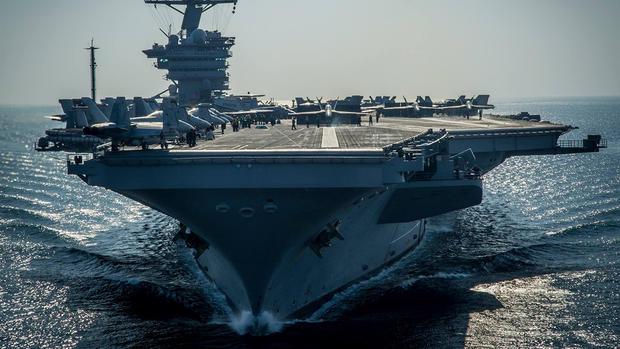 Pyongyang pode afundar porta-aviões norte-americano para demostrar poder militar