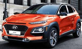Hyundai Kona giảm giá
