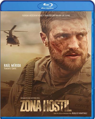 Zona hostil [2017] [BD25] [Español]