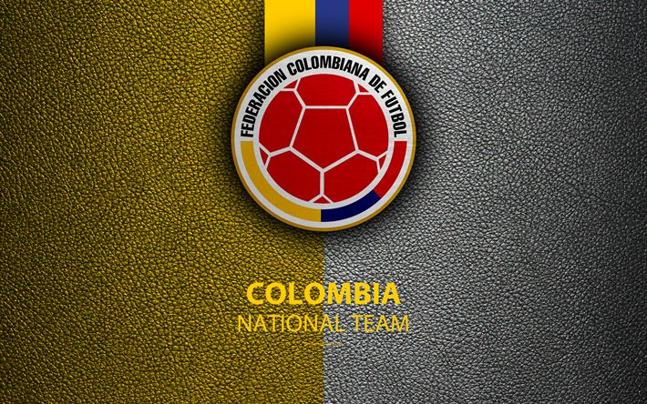 Colombia National Team 2018 Wallpaper