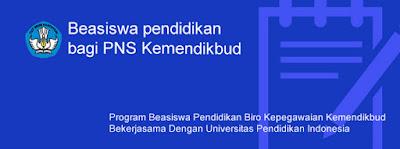 Beasiswa S2 untuk PNS Kemendikbud