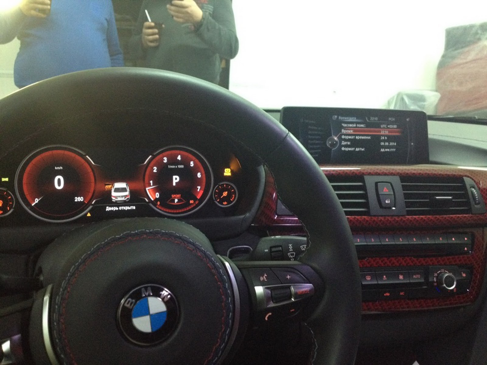 Bmw 3 Series F30 Modded With 5 Series F10 S Digital