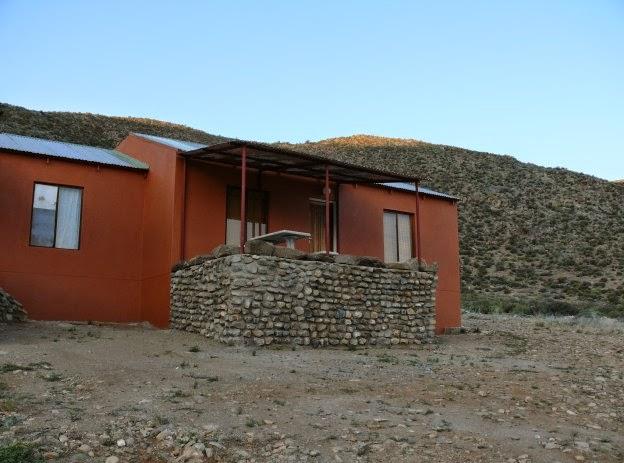 Namuskluft Rest Camp Namibia