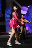 Sunny Leone Dancing on stage At Rogue Movie Audio Music Launch ~  247.JPG