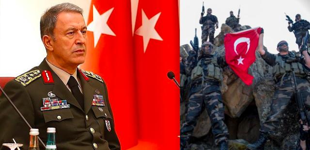 """Ο τούρκος ΓΕΕΘΑ επιχείρησε να """"πατήσει"""" στα Ίμια"""