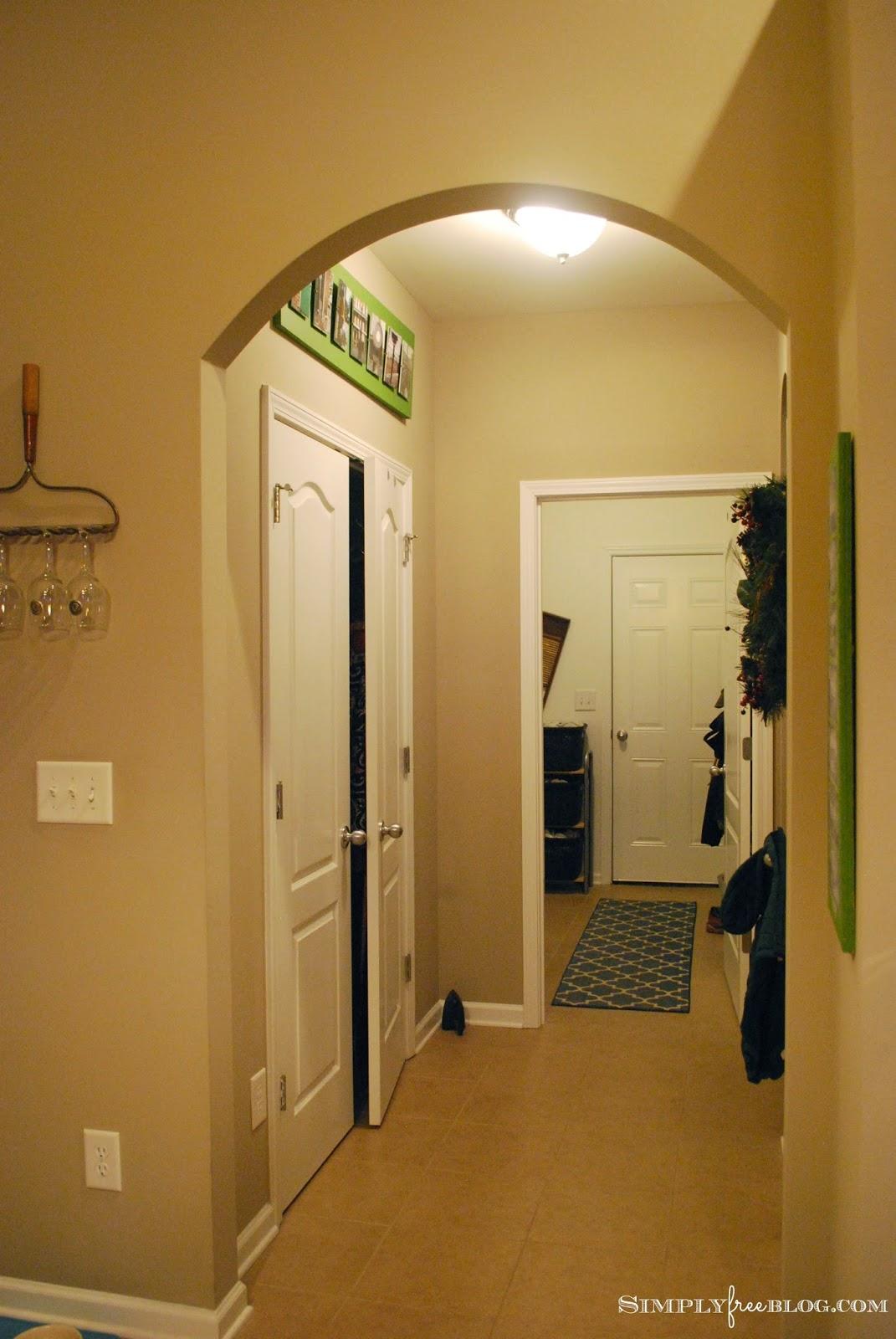 Laundry Room & Pantry | #SimplyFreeHomeTour - Simply Elliott