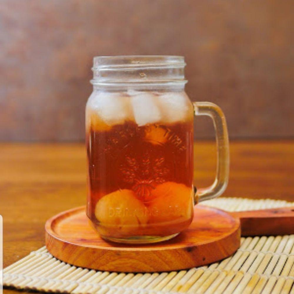 Resep Cara Membuat Es teh leci
