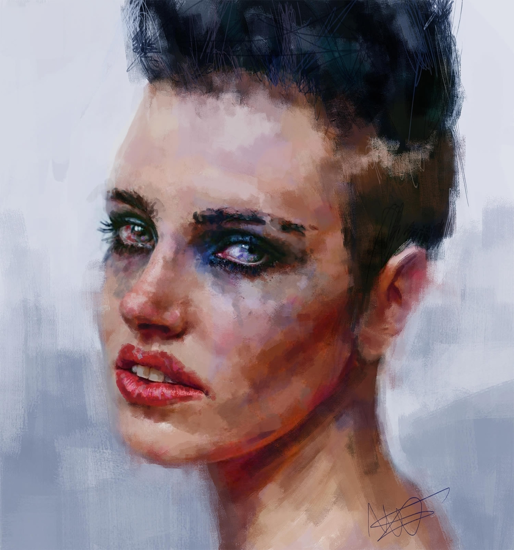 10-Ivana-Besevic-Portrait-Paintings-that-Express-Raw-Emotions-www-designstack-co