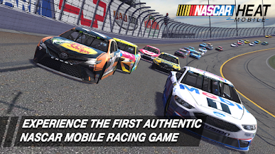 Nascar Heat Mobile v1.1.3 Mod Apk Android Terbaru Free Download