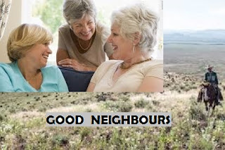 DIVINE NEIGHBOUGH-HOOD LAWS OF JUSTICE AND MERCY