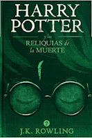 J K Rowling Harry Potter y las Reliquias de la Muerte