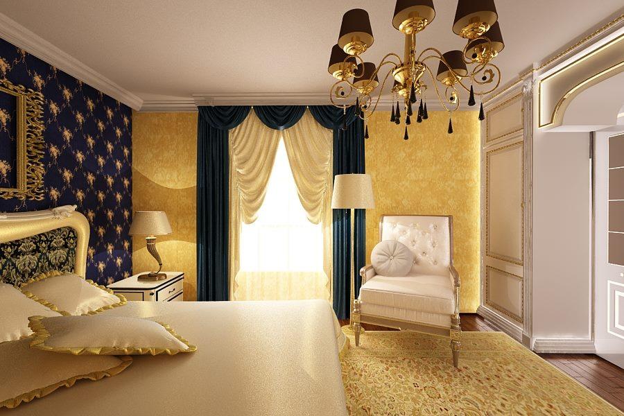 Amenajare casa stil clasic de lux Bucuresti - Amenajari interioare case clasice