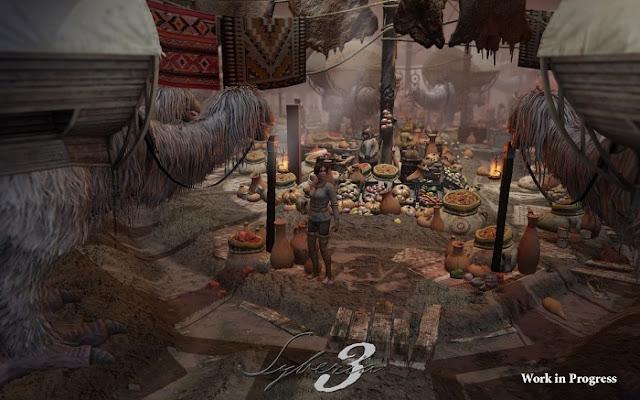 Syberia III story